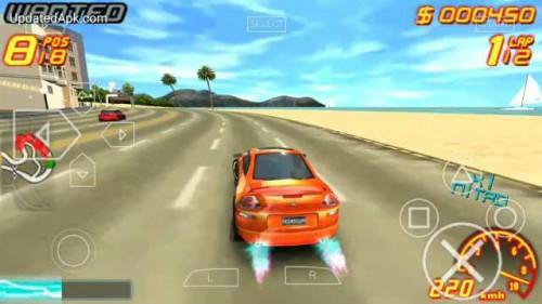 Asphalt Urban GT 2 PSP ISO